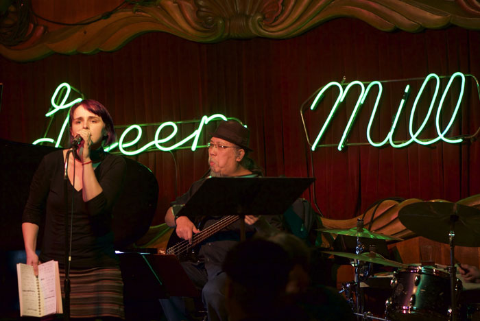 Erica Dreisbach at the Green Mill | slam poetry