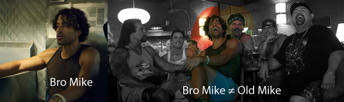 Bro Mike and Old Mike | Magic Mike 2