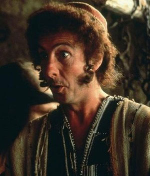 photo of Eric Idle from Monty Python | Tacky Harper's Cryptic Clues