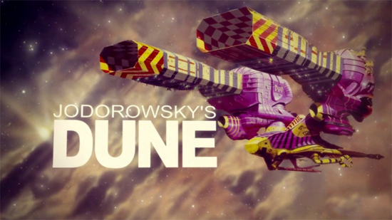 promotional image for the documentary Jodorowsky's Dune (2014) | Tacky Harper's Cryptic Clues